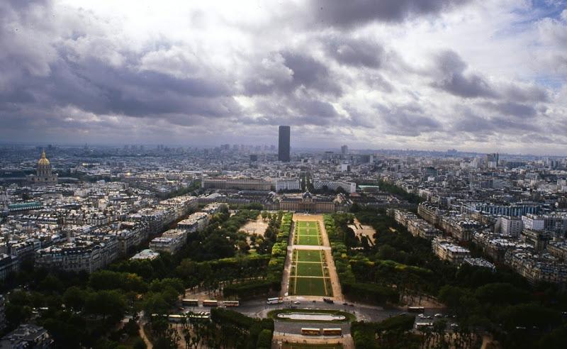 Nuvole a Parigi di paolod