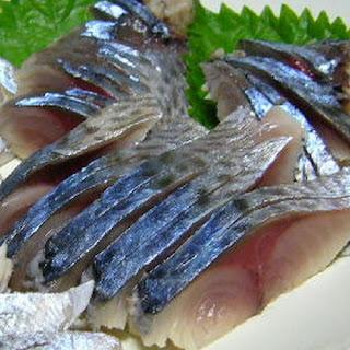 Standard Shime Saba (Pickled Mackerel)