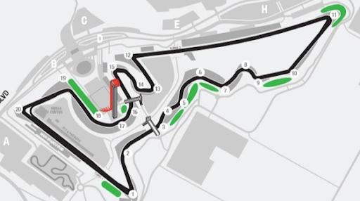 USA GP AUSTIN VOYAGE MOTO
