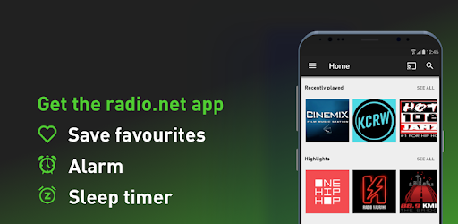radio net - Tune in to more than 30,000 stations - Apps on
