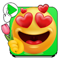Animated Emojis Stickers For WhatsApp icon