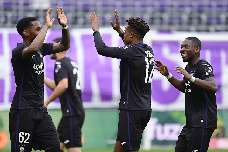 'Ook Ajax sluit zich aan bij het rijtje Europese subtoppers dat Anderlecht-talent wil binnenrijven'
