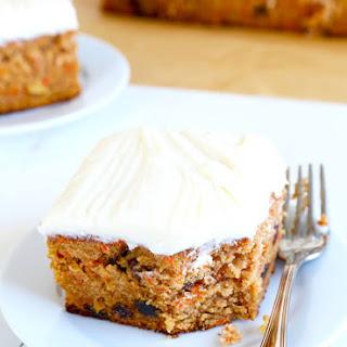 Entenmann's-Style Gluten Free Iced Carrot Cake