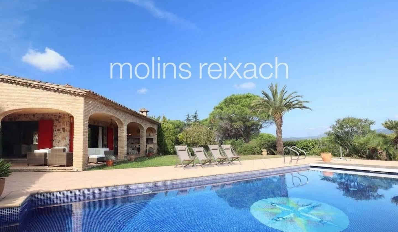 Villa avec piscine et jardin Santa Cristina d'Aro