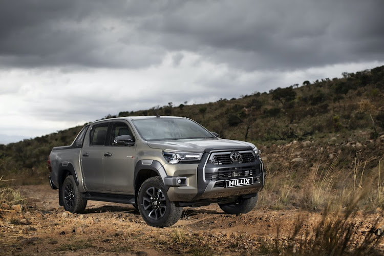 The Toyota Hilux retained its customary spot as SA's best-selling vehicle in 2020. Picture: SUPPLIED