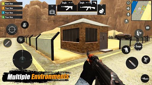 FPS Battleground Survival: New 2020 Shooting Games 19.003 de.gamequotes.net 1