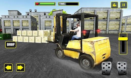 Real-Transport-Truck-Simulator