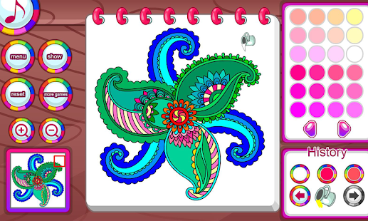 Mandala Coloring Game Apk 1 0 4 Free Casual Apps For Android