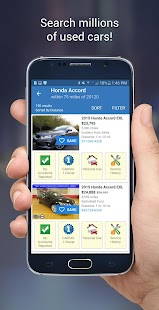 CARFAX Find Used Cars for Sale- screenshot thumbnail