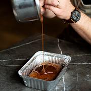 Sticky Toffee Pudding (V)