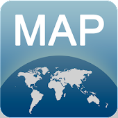 Darwin Map offline