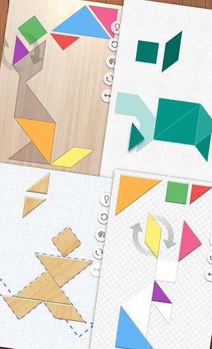 Tangram Master Ad-free- screenshot thumbnail