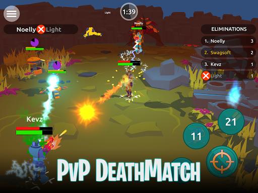 Space Pioneer: Action RPG PvP Alien Shooter 1.13.0 screenshots 18