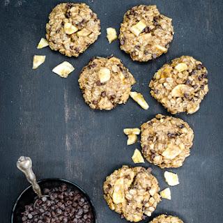 Gluten-Free Chunky Monkey Breakfast Cookies Recipe