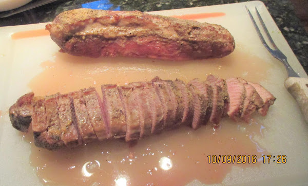Bourbon Pork Tenderloin Recipe