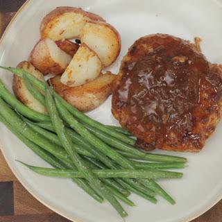 Superfast Salisbury Steak