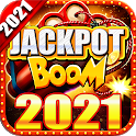 Jackpot Boom Free Slots : Spin Vegas Casino Games icon