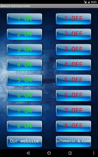 Arduino Voice Control 2.0 screenshots 6