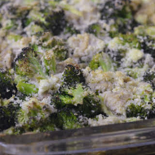 Creamy Chicken and Broccoli Casserole (Whole30 Compliant, Dairy-Free).