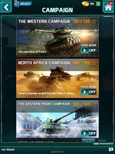 Atari Combat: Tank Fury screenshot 14