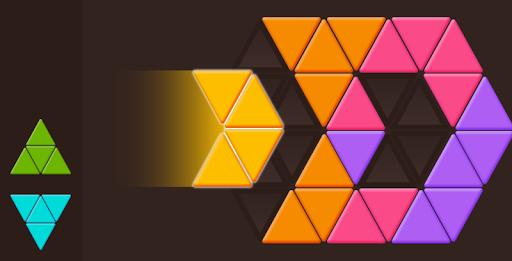 Triangle Tangram screenshot 9