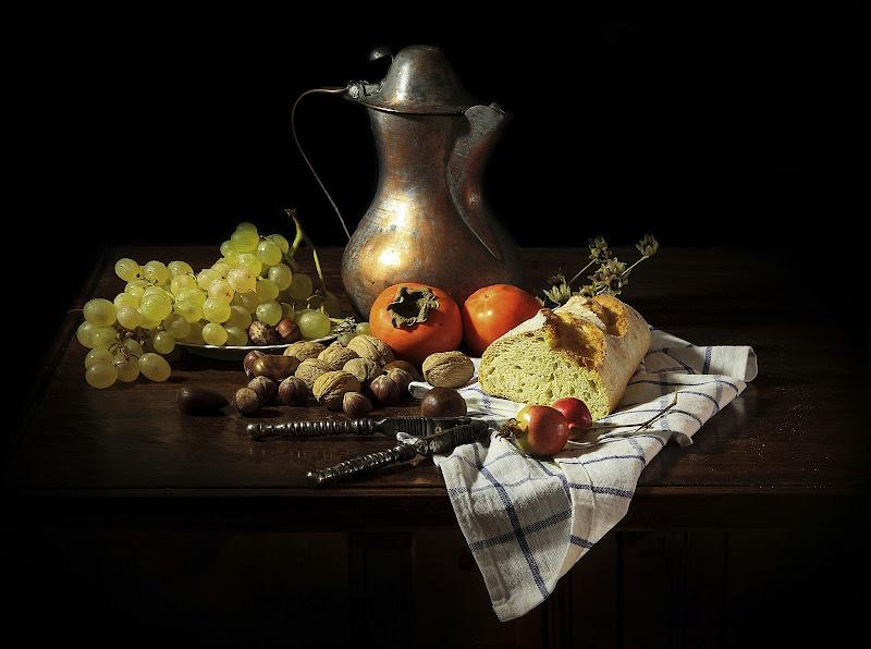 Colori d'autunno  di Alexkok