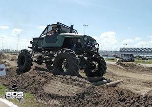 Photo: Jeep Beach 2013 BDS Suspension