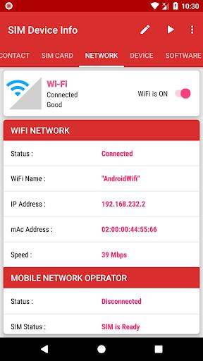 SIM Device Info 1.0.9 screenshots 2