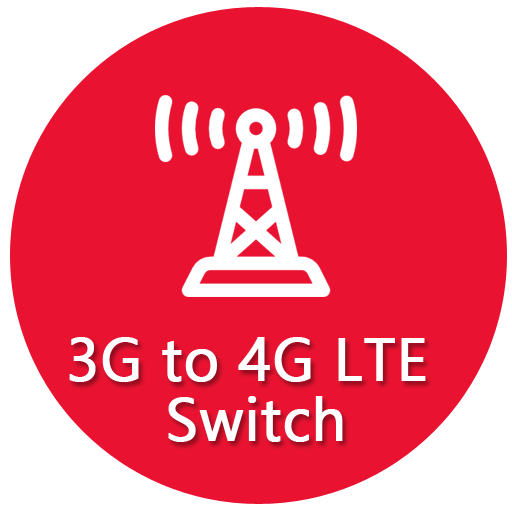 4G LTE Switch Mode