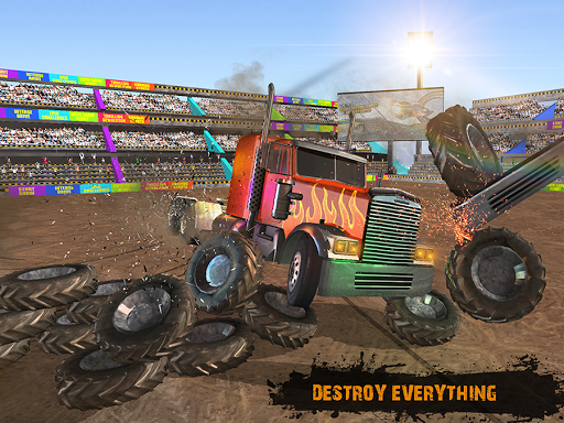Demolition Derby Car Crash Stunt Racing Games 2020 filehippodl screenshot 15