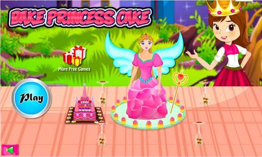 Bake Princess Cake