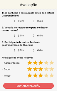Sabores do Guarujá- screenshot thumbnail