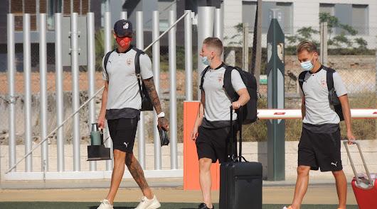 Darwin Núñez viaja a Marbella y Juan Ibiza también es apartado