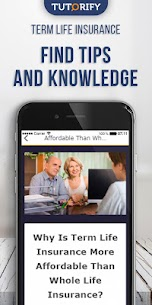 TERM LIFE INSURANCE – Guide App Latest Version  Download For Android 2