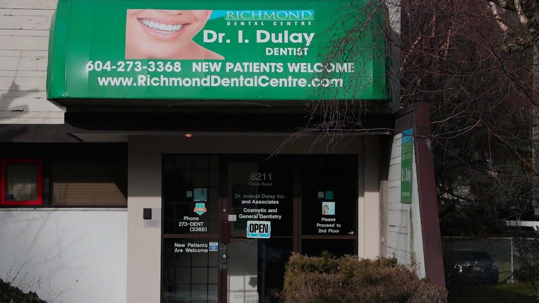 Richmond Dental Centre: Dr  Inderjit Dulay Inc - Dentist in