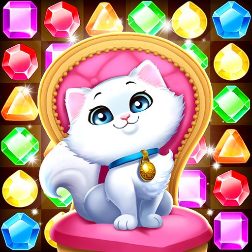 Jewel Castle - puzzle game