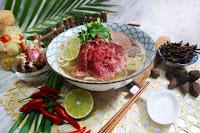 越春真越式傳統牛肉河粉 復興店