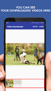Video Downloader for Facebook -FB Video Downloader Apk  Download For Android 4