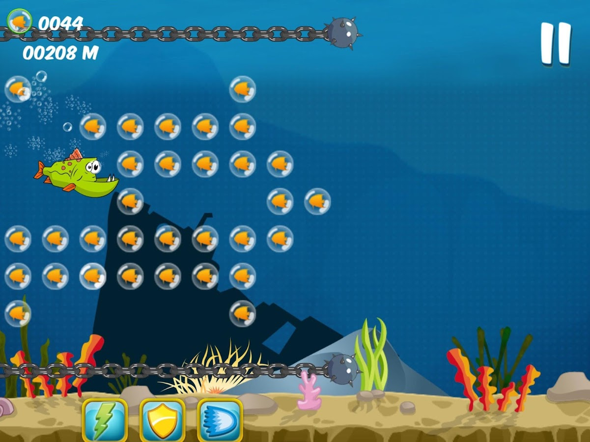 Fish BellyFlop- screenshot