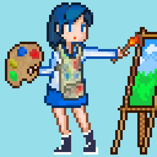 Pixel Art paint Pro icon