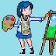 Pixel Art paint Pro (app)