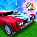 Rocket Cars Football League: Battle Royale Soccer icon