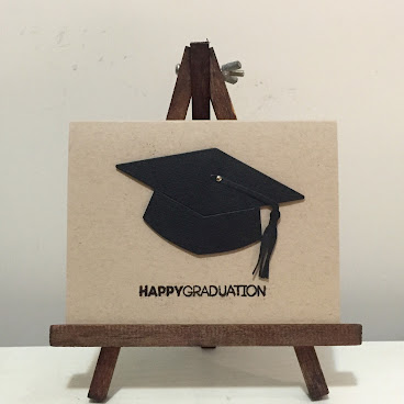 """Happy Graduation"" (Graduate Card)"