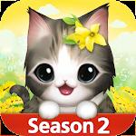 고양이 다방 시즌2- 냥덕 필수 고양이 키우기 게임 Icon