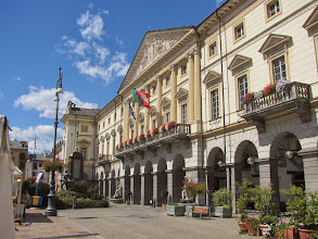 Photo: Aosta, Rathaus