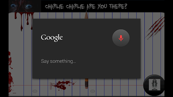 Charlie Charlie REAL HD- screenshot thumbnail