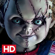 Chucky Doll Wallpapers HD | 4K Backgrounds icon