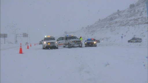 I-70 Closures During Blizzard Leave Colorado Drivers With Tough Decisions About Postponing Travel