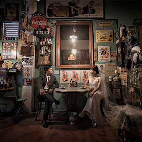 by Nalson Chong - Wedding Bride & Groom (  )