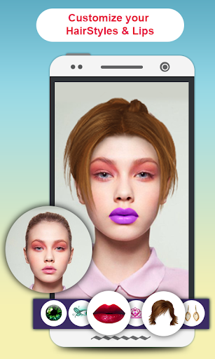 Face Makeup Beauty 2.0 screenshots 1